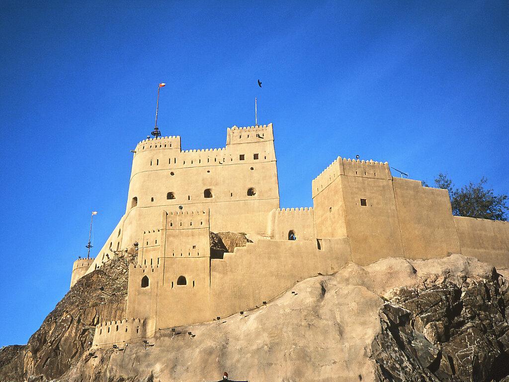 Festung Djalili / Jalali Fort