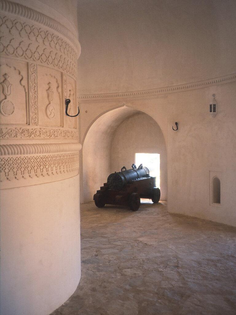 Al Hazm Festung / Al Hazm Fort