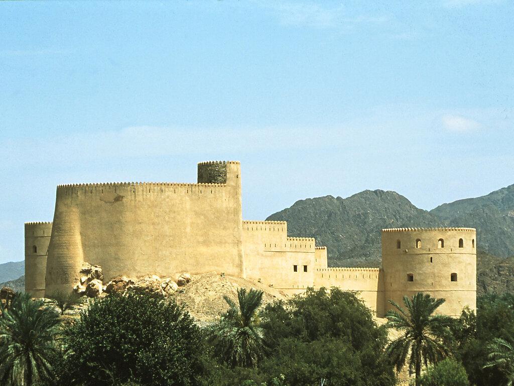 Rostaq Festung / Rostaq Fort