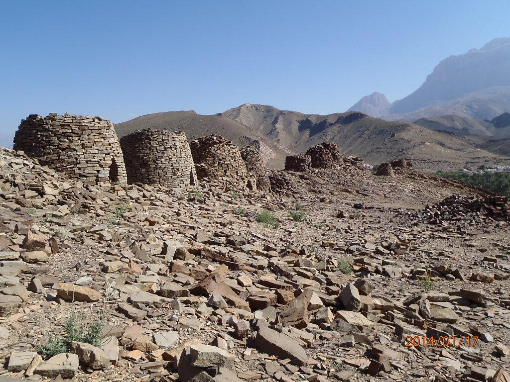 Al Ayn Bienenkorbgräber / Beehive Tombs