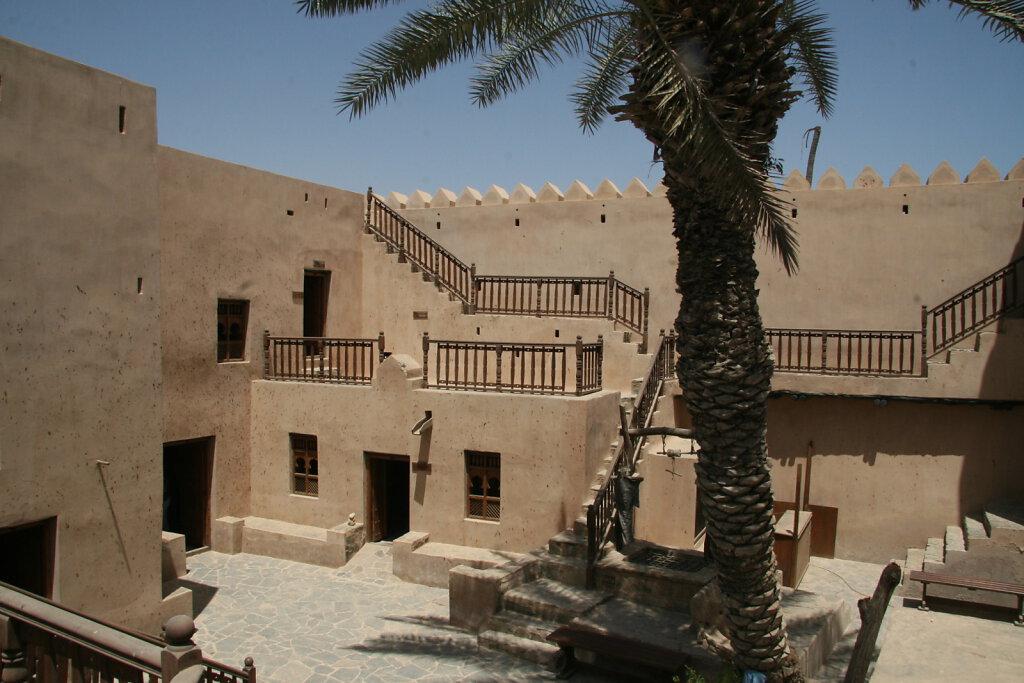 Taqah Festung / Castle