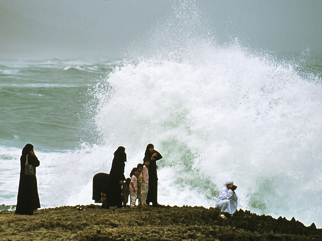 Mughsayl Strand / Beach