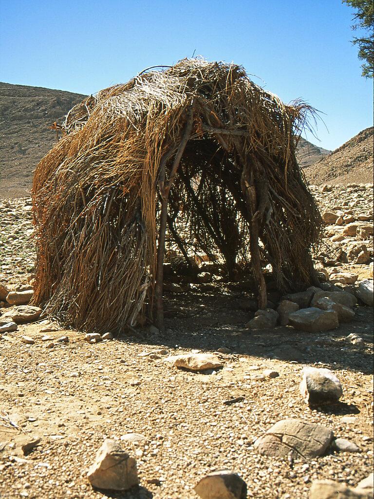 Wadi Naam Shawawi Hütte / Wadi Naam Shawawi Hut