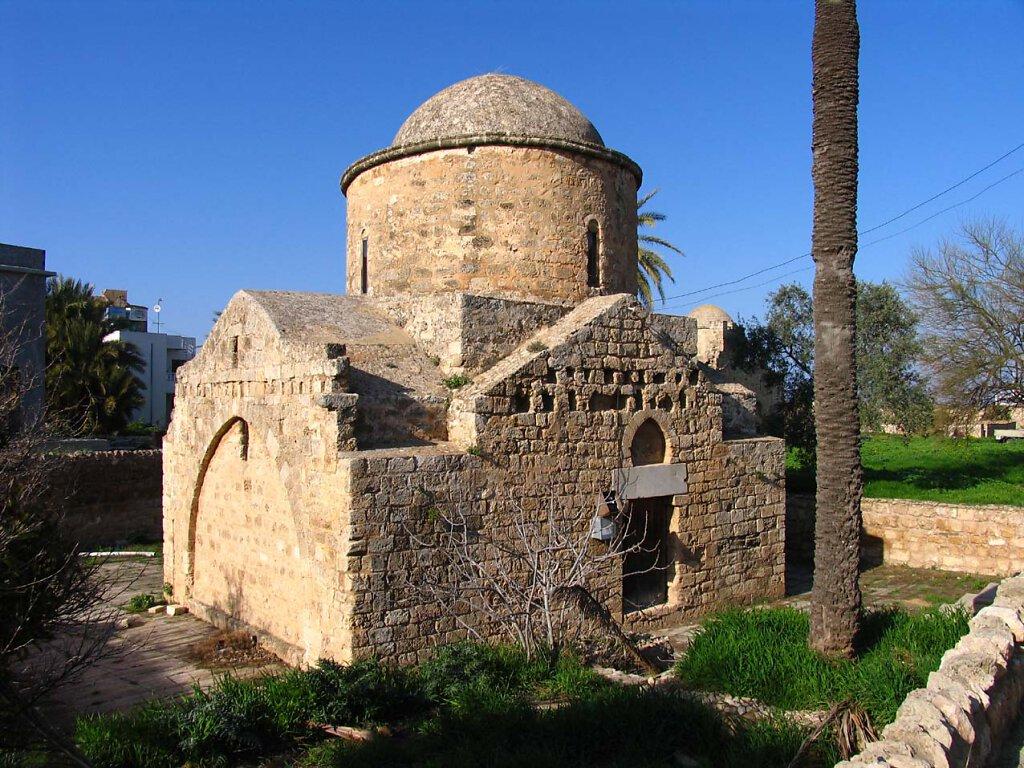 Ay Zoni Kirche / Ayja Zoni Church