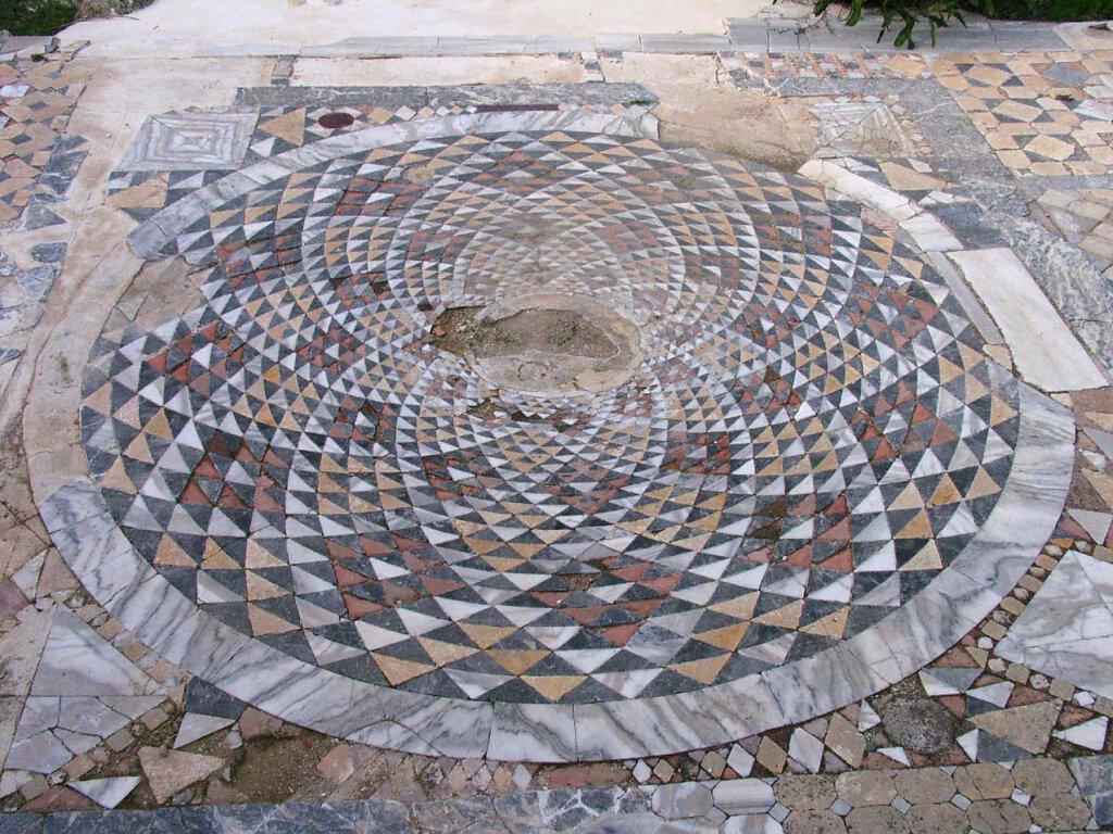 Basilika Kampanopetra / Basilica Kampanopetra