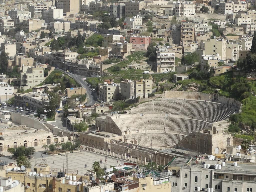 Römisches Theater / Roman Theatre