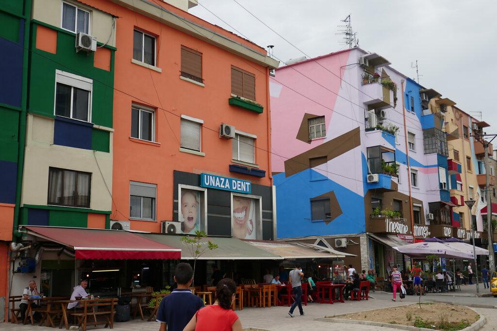 Tirana Impressionen / Impressions